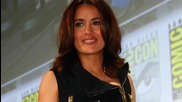 Selma Hayek Says She Does Not Work Out, Does Muscle Trick Instead