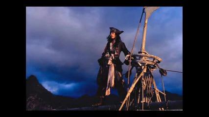 Джак Спароу / Карибски Пирати