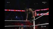 Джей Усо срещу Биг И - Wwe Raw - 18.01.16