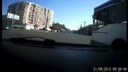 Мега Компилация Car Crash Септември и Октомври 2012
