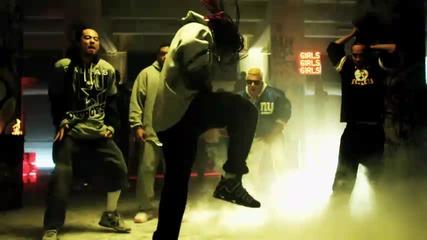 Chris Brown ft. Lil Wayne, Busta Rhymes - Look At Me Now ( Високо Качество ) + Превод