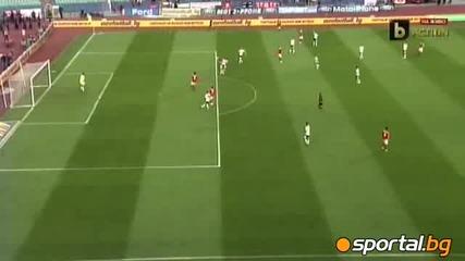Купа на България - Цска 1-0 Славия