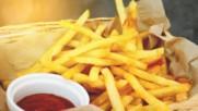 Защо се пристрастяваме към пържените картофи