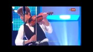 Победител Норвегия Eurovision 2009 Alexander Rybak - Fairytale - Norway Final Live Hd (бг Текст)