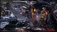 Mortal Kombat X - Raiden Vs Shinnok