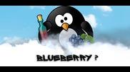 Никотинова течност - Blueberry