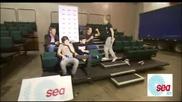 Найъл Хоран от One Direction бяга с токчета - Sea 90.9 Fm