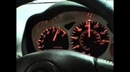 Toyota Celica Ускорение 140mph