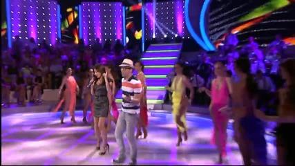 Jelena Vuckovic i DJ Vujo - Led - GS - (TV Grand 14.07.2014.)