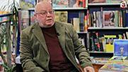 Писателят Румен Леонидов - Предал ли е Каравелов Апостола ?!