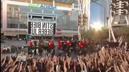 Justin Bieber ги разби със страхотно изпълнение на наградите на Mtv | Vmas | ( H D )