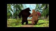 маша и медведь 5