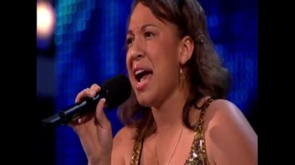 Melanie Amaro - Audition 1 - The X Factor 2011