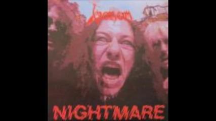 Venom - Nightmare, Single [1985] Сингъл
