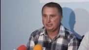 Треньорът на Светкавица: ЦСКА ни респектира с име