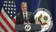 USA: 'We recognize this will take time' - Blinken on strained relationship with France over submarine contract