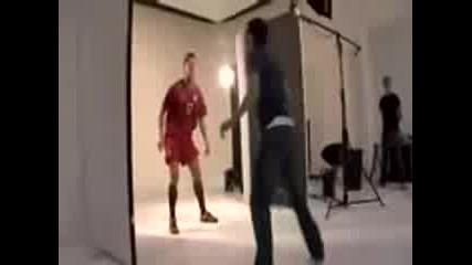 C Ronaldo Vs B Wingrove