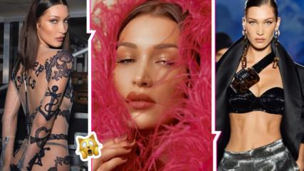Бела Хадид ли е най-красивата жена в света? Фенове скочиха срещу моделката!