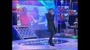 Страхотното Изпълнение На Тома !! Music Idol 2 14.04.08 *HQ*