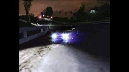 Need For Speed Underground 2 Bmw 535i E34 - Drift
