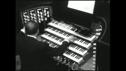 J.s. Bach Prelude & fugue in C minor Bwv 546 (k. Richter)1.flv