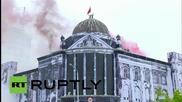 Възстановка за превземането на Берлин в Грозни