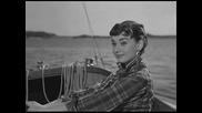 Audrey Hepburn is an angel