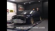 Рев на Nissan Skyline 1400 к.с.