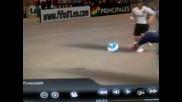 Изумителен гол на Тиери Анри - Фифа 07