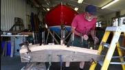 Част 5 - Поправка на дървена лодка