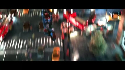 The Amazing Spider-man New Trailer 2 Official 2012