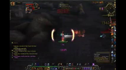 Wow Fire Mage Pvp Cataclysm lvl 85 - Predator