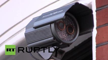 UK: Police end surveillance of Julian Assange's Ecuadorian embassy refuge