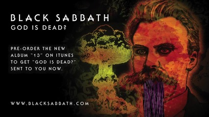 Black Sabbath - God Is Dead? (official single)