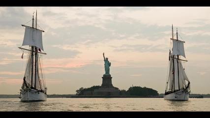 Градът до който искам да видя от самолет -new York