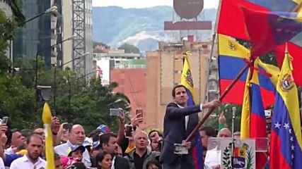 Venezuela: Opposition Leader Juan Guaido declares himself 'Interim-President'