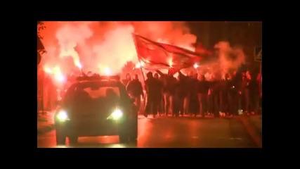 Нощно шествие! Хандбал! Напредак - Звезда - No Comment !
