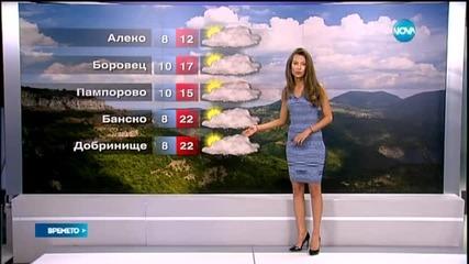 Прогноза за времето (17.05.2015 - обедна)