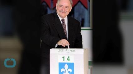 Quebec Separatist Parizeau Dies
