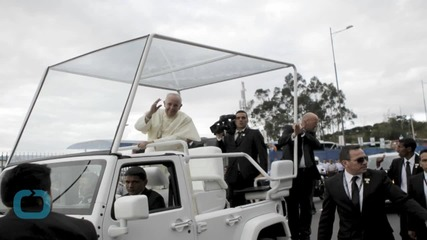 Papal Jitters on the Hill
