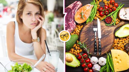 Спазвате кето диета, но килограмите си седят все същите? Вероятно допускате някоя от тези грешки