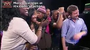 The X Factor 2009 - Jade Fubara