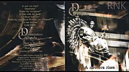 Dominion Caligula - A New Era Rises 2000 Full Album