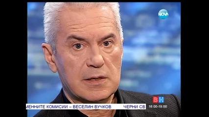 Волен Сидеров - Всяка неделя - Какво още от президента. Тв Alfa - Атака 30.03.2014г.