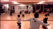Kim Hyun Joong Break Down Dance Practice