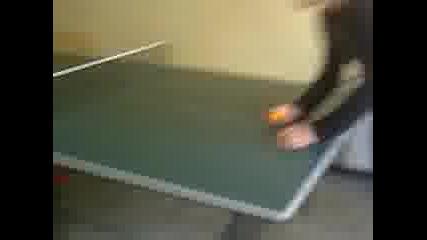 начин за игра на пинг - понг