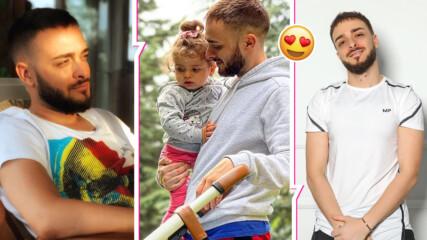 Голямото момиче на Криско: Рапърът показа красивата си дъщеря Амая