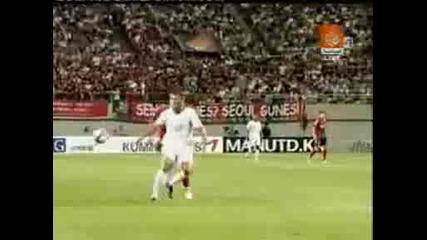 24.07 Фк Сеул - Манчестър Юнайтед 2:3 Фредерико Македа гол