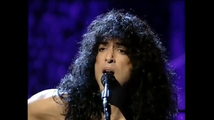 *превод* Kiss - Every Time I Look At You - Mtv Unplugged 1995