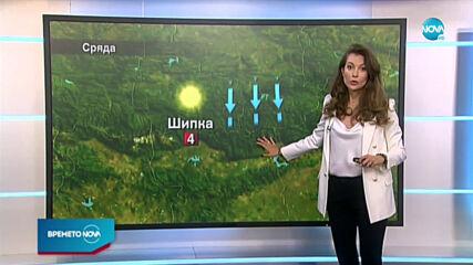 Прогноза за времето (02.03.2021 - централна емисия)